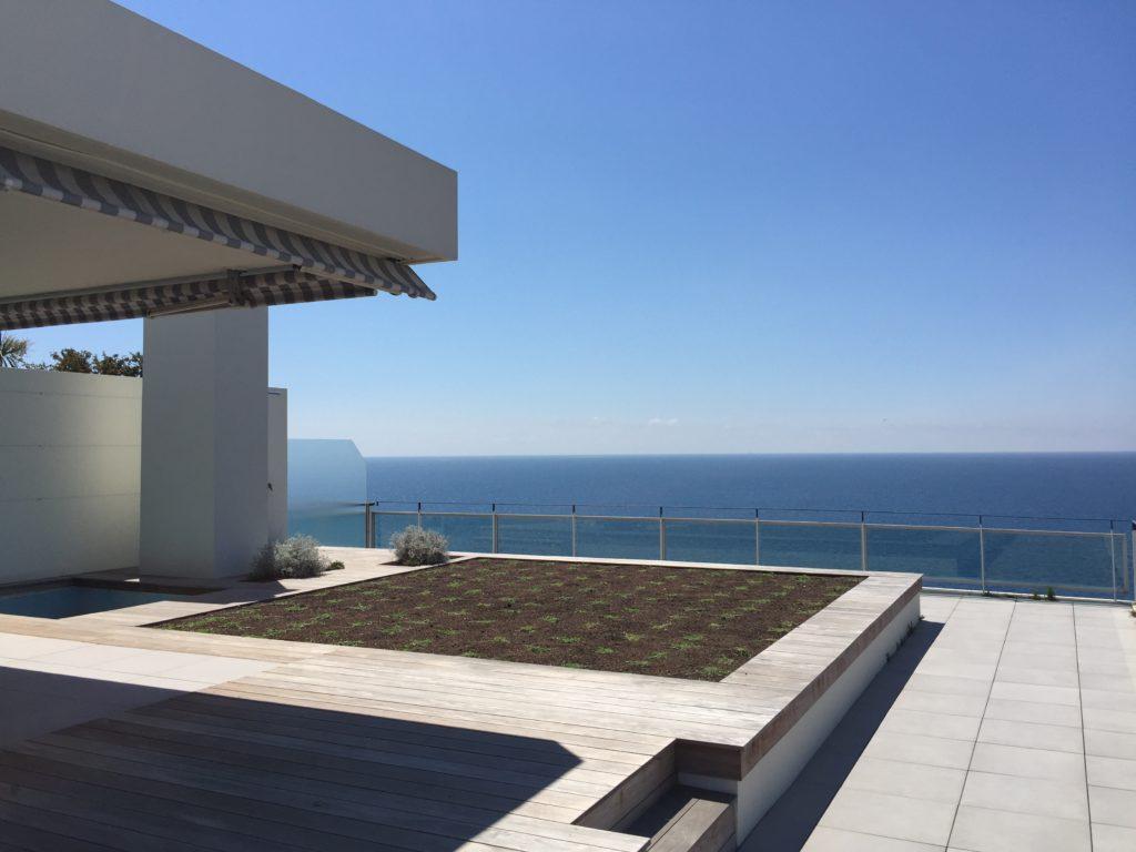 Martin Martin paysages – toit terassse