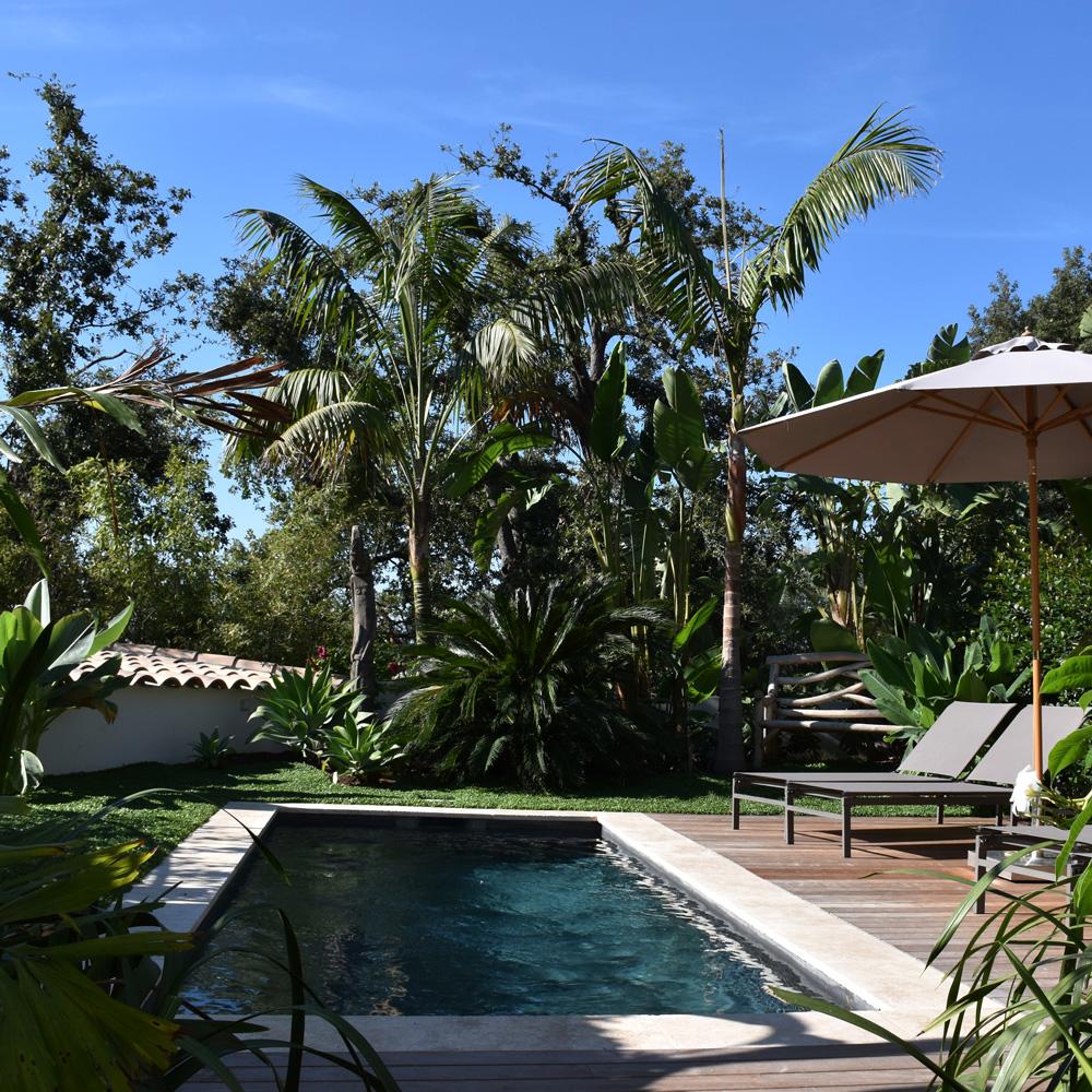 Martin Martin paysages - conception jardin - jardin avec piscine