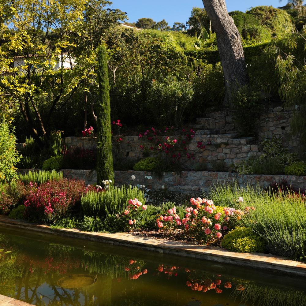 Martin Martin paysages - aménagement du jardin - plan d'eau
