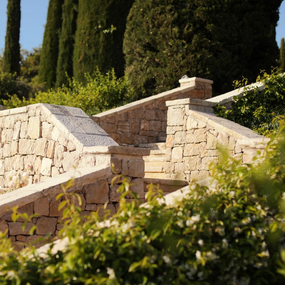 Martin Martin paysages - conception jardin - escalier
